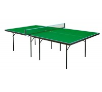 Теннисный стол GSI-sport Hobby Strong зеленый Gp-1s