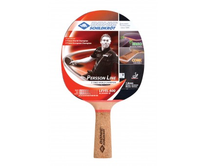 Ракетка для настільного тенісу Donic Persson 600