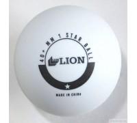 М'ячі для настільного тенісу Lion 40+ (144 шт.)
