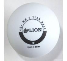 Мячи для настольного тенниса Lion 40+ (144 шт.)