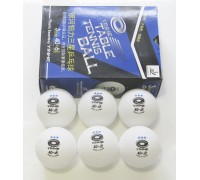 М'ячі для настільного тенісу Yinhe 40+ (6 шт.)