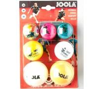 Набор мячей для настольного тенниса SET BALLE