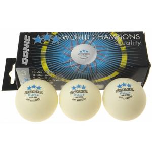 Мячи для настольного тенниса Donic P40+ (3 шт.)