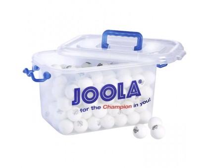 Набор мячей для настольного тенниса Joola TRAINING WH40 SH