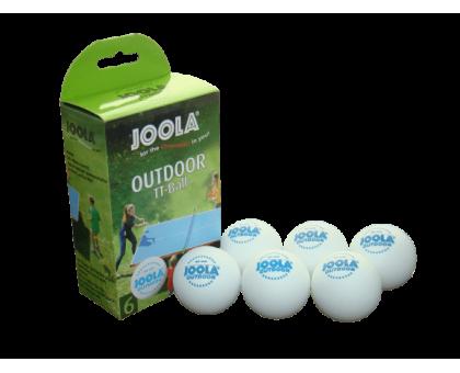 М'ячі для настільного тенісу для вулиці Joola Outdoor Ball 40 мм (6 шт в уп)