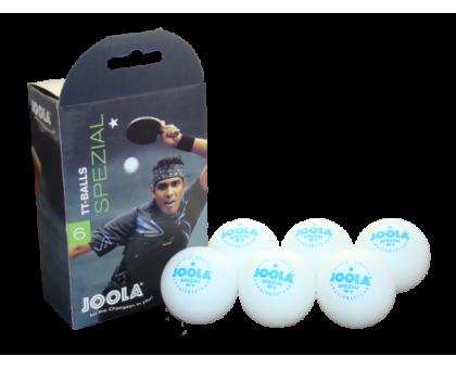 М'ячі для настільного тенісу Joola Spezial 1 * 40 + (6 шт в уп)