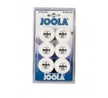 Мячи для настольного тенниса Joola Spezial * (6 шт.)