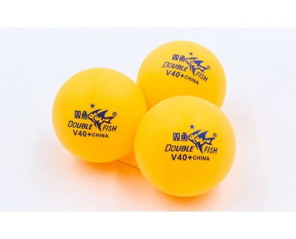 Набір м'ячів для настільного тенісу 100 шт DOUBLE FISH 510280 1 *