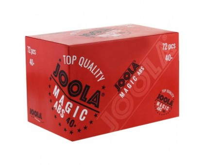 Мячи для настольного тенниса Joola Magic ABS 40+