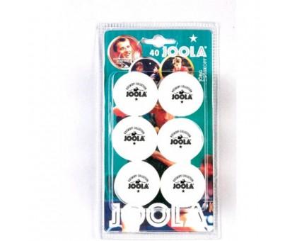 М'ячі для настільного тенісу Joola Rossi 1 * 40 + (6 шт в уп)