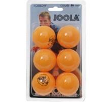 М'ячі для настільного тенісу Joola Rossi Champ 40 мм (6 шт в уп)
