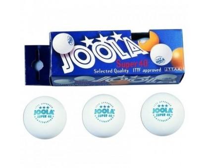 М'ячі для настільного тенісу Joola Super *** 3 шт.