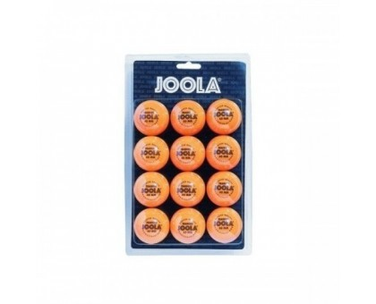 М'ячі для настільного тенісу Joola Training 40 мм (12 шт в уп)