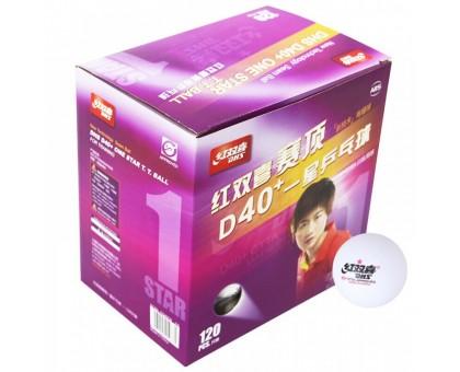 М'ячі DHS CELL-FREE DUAL 40+ мм 1*(120 шт)