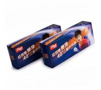 Мячи DHS CELL-FREE DUAL 40+ мм 2* (10 шт)