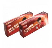 Мячи DHS CELL-FREE DUAL 40+ мм 3*(10 шт)