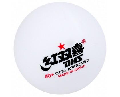 М'ячі DHS CELL-FREE 40+ мм 1*(10шт)