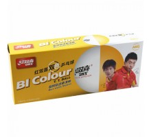 Мячи DHS Cell-Free Dual Bi Colour 40+ мм
