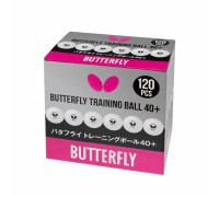 М'ячі Butterfly Training Ball (120 шт в уп)