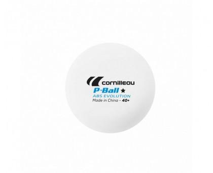 Кульки для настільного тенісу Cornilleau P-Ball 1 * ITTF (6 шт.)