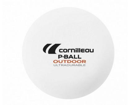 Всепогодні кульки для настільного тенісу Cornilleau P-Ball Outdoor ITTF (6 шт.)