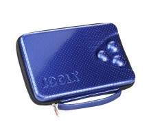 Чохол для ракетки Joola BAT CASE SQUARE blue
