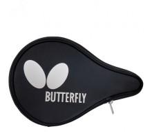 Чохол для однієї ракетки Butterfly Logo овал, чорний