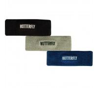 Повязка на голову Butterfly (чёрная)