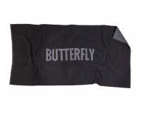 Полотенце Butterfly Big Logo (антрацит)