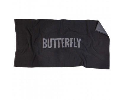 Рушник Butterfly Big Logo (антрацит)
