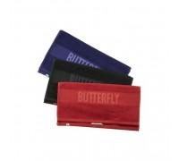 Рушник Butterfly Stripe (червоний, чорний, синій)