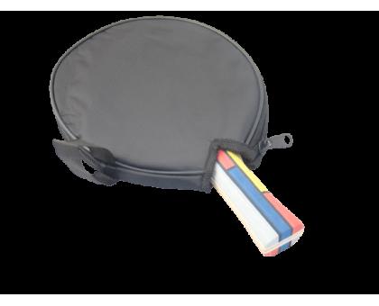 Чохол Joola Bat Case Round blue-black