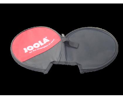 Чохол Joola Bat Case Round red-black