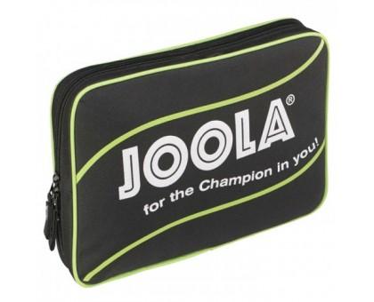 Чохол для ракетки Joola BAT COV. FOCUS black-green