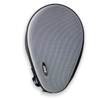 Чохол для 1-ї  ракетки Atemi Exclusive (silver)
