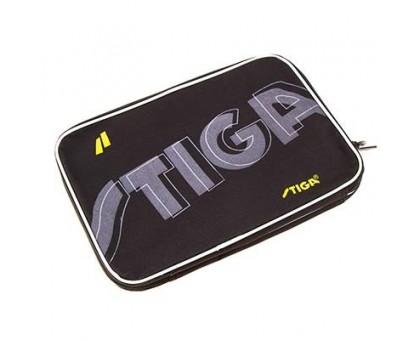 Чохол для ракетки Stiga на 2 ракетки + кишеня на липучці