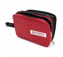 Чохол для 2-х ракеток Butterfly Logo 2019 прямокутний