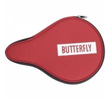 Чехол для 1-й ракетки Butterfly Logo 2019 овал