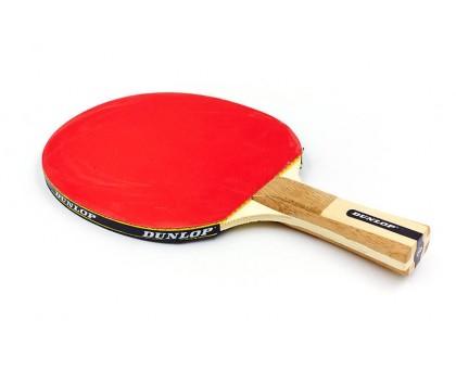 Набір для настільного тенісу 2 ракетки, 3 м'ячі, сітка з кліпсовим кріпленням з чохлом DUNLOP 679 168 G-FORCE