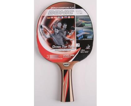 Ракетка для настільного тенісу Donic Top Teams 600