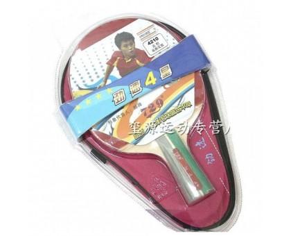 Набір для настільного тенісу 729 Friendship 4210 4 star (ракетка, чохол)