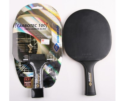 Ракетка для настольного тенниса Donic Carbotec 100
