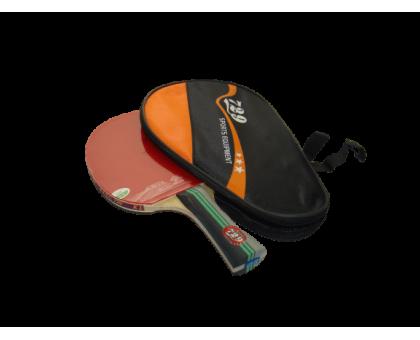Набір для настільного тенісу 729 Super 3 star (ракетка, чохол)