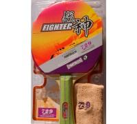 Ракетка для настольного тенниса 729 Fighter 6