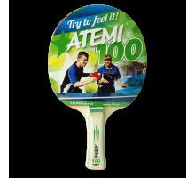 Ракетка для настільного тенісу Atemi 100 (C -конічна)