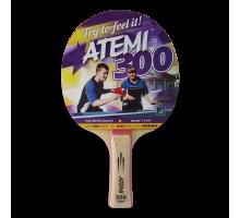 Ракетка для настільного тенісу Atemi 300 (C -конічна)