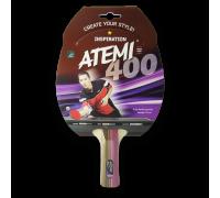 Ракетка для настільного тенісу Atemi 400 (A -анатомічна)