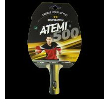 Ракетка для настільного тенісу Atemi 500 (C -конічна)