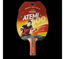 Ракетка для настільного тенісу Atemi 600 MCS (A -анатомічна)
