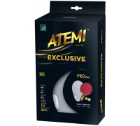 Набір для настільного тенісу Atemi Exclusive (1 рак+2 м 3*)